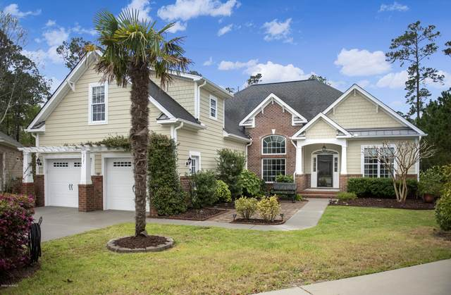 3721 Pond Pine Court, Southport, NC 28461 (MLS #100212096) :: SC Beach Real Estate