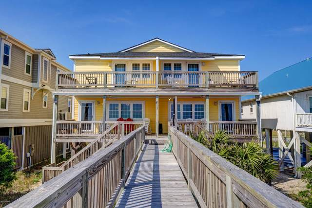811 Ocean Boulevard W #1, Holden Beach, NC 28462 (MLS #100212106) :: The Bob Williams Team