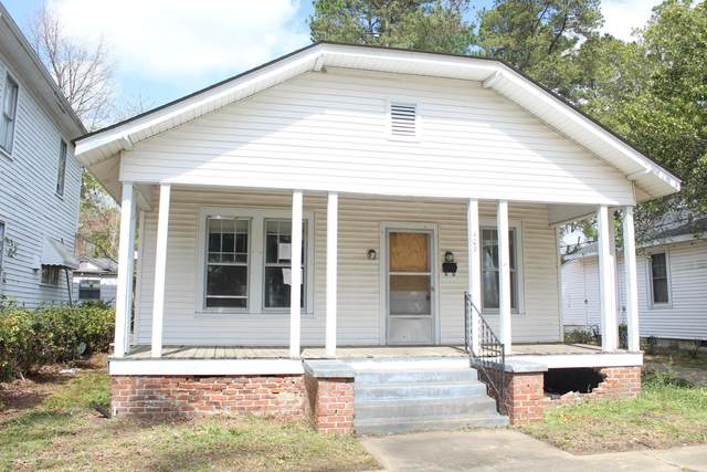 409 Warren Avenue, Kinston, NC 28501 (MLS #100212142) :: Coldwell Banker Sea Coast Advantage