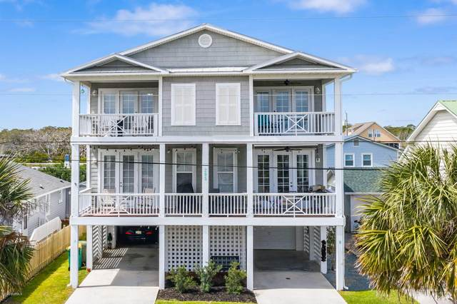 205 N 3rd Avenue #1, Kure Beach, NC 28449 (MLS #100212145) :: The Keith Beatty Team
