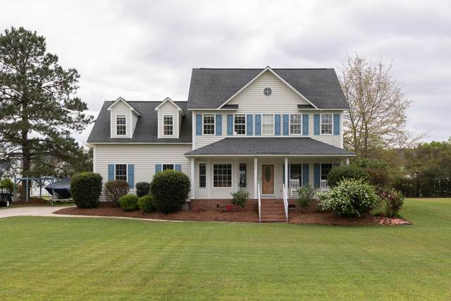 1331 Hemlock Drive, Greenville, NC 27858 (MLS #100212155) :: Donna & Team New Bern