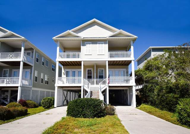 1306 Bowfin Lane #2, Carolina Beach, NC 28428 (MLS #100212174) :: The Keith Beatty Team