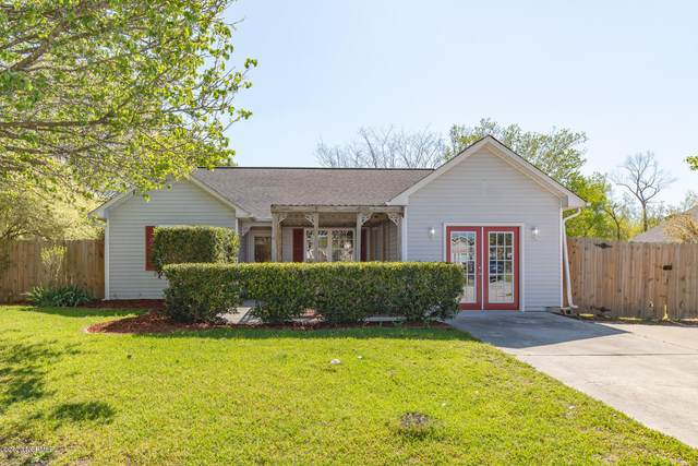 104 Vauhan Court, Jacksonville, NC 28540 (MLS #100212189) :: RE/MAX Elite Realty Group