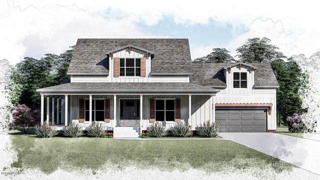 195 Pintail Drive, Minnesott Beach, NC 28510 (MLS #100212198) :: Courtney Carter Homes