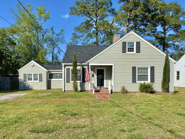 310 Brentwood Avenue, Jacksonville, NC 28540 (MLS #100212244) :: The Cheek Team