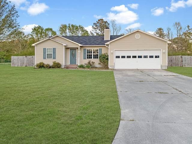 108 Burrell Lane, Richlands, NC 28574 (MLS #100212269) :: Destination Realty Corp.