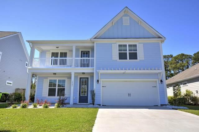 7921 Champlain Drive Lot 46, Wilmington, NC 28412 (MLS #100212290) :: Thirty 4 North Properties Group