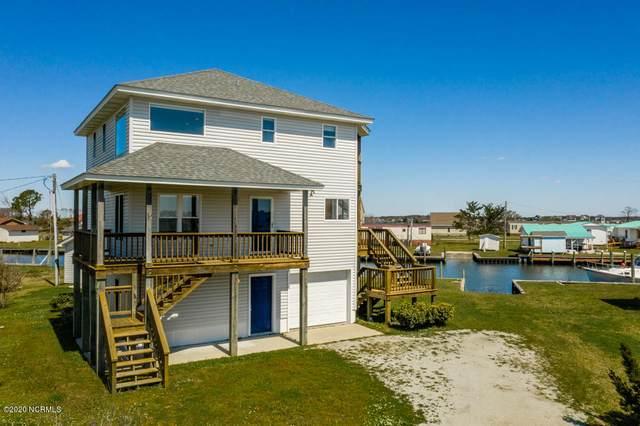 153 Jennifer Drive, Harkers Island, NC 28531 (MLS #100212301) :: Coldwell Banker Sea Coast Advantage