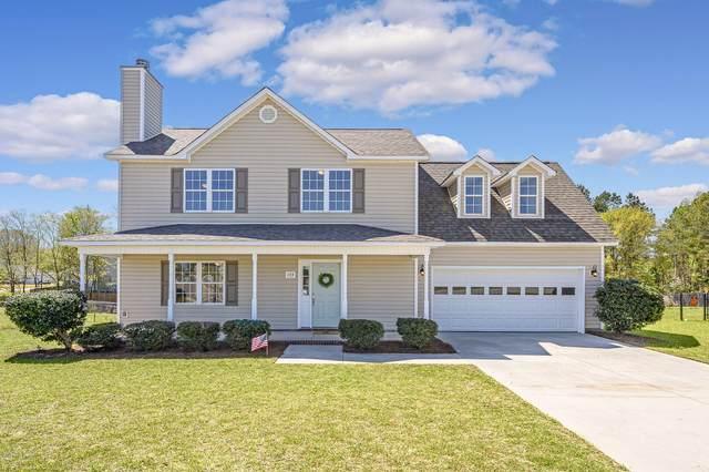 133 Wheaton Drive, Richlands, NC 28574 (MLS #100212305) :: Coldwell Banker Sea Coast Advantage