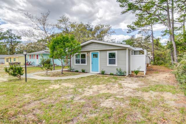 413 Sherrill Avenue, Oak Island, NC 28465 (MLS #100212316) :: RE/MAX Essential