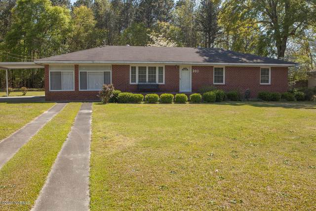 283 Will Baker Road, Kinston, NC 28504 (MLS #100212318) :: Courtney Carter Homes