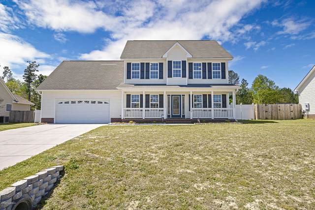 130 Harvest Moon Drive, Richlands, NC 28574 (MLS #100212329) :: Frost Real Estate Team