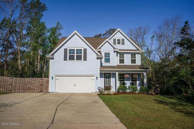 31 W Dewey Circle, Hampstead, NC 28443 (MLS #100212336) :: The Keith Beatty Team