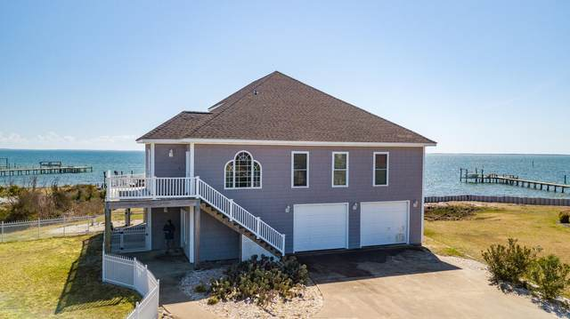 120 Honeysuckle Lane, Harkers Island, NC 28531 (MLS #100212338) :: Thirty 4 North Properties Group