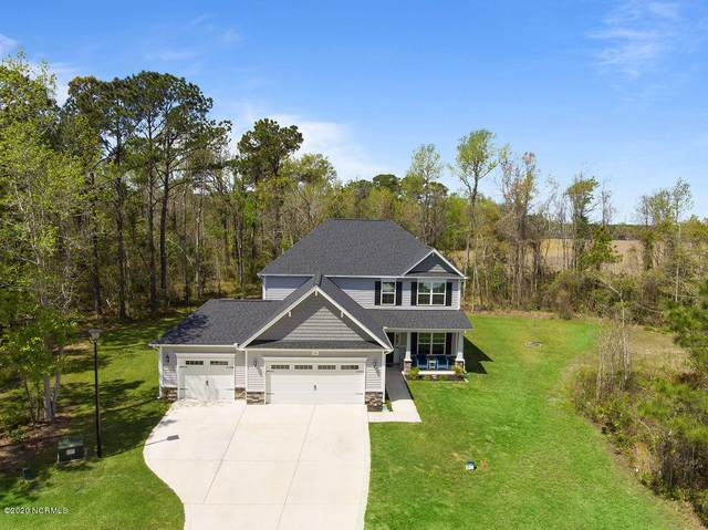 406 Scrubjay Court, Sneads Ferry, NC 28460 (MLS #100212343) :: Berkshire Hathaway HomeServices Hometown, REALTORS®
