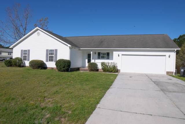 201 Slate Court, Jacksonville, NC 28546 (MLS #100212364) :: Courtney Carter Homes