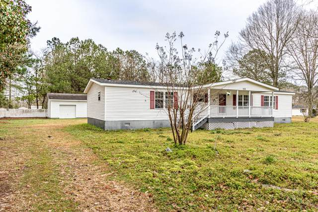111 Williams Cemetery Lane, Richlands, NC 28574 (MLS #100212371) :: Courtney Carter Homes
