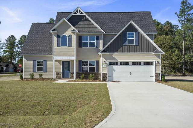 109 Easton Drive, Richlands, NC 28574 (MLS #100212378) :: Berkshire Hathaway HomeServices Hometown, REALTORS®