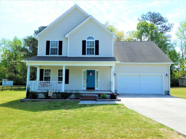 406 N Wilmington Street, Richlands, NC 28574 (MLS #100212384) :: Berkshire Hathaway HomeServices Hometown, REALTORS®