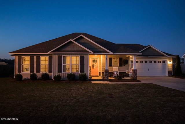 203 Long Neck Drive, Richlands, NC 28574 (MLS #100212399) :: Courtney Carter Homes