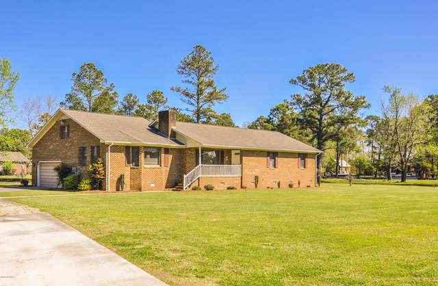 53 Pelican Lane, Belhaven, NC 27810 (MLS #100212413) :: Coldwell Banker Sea Coast Advantage