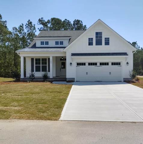 180 Everett Park Trail, Holly Ridge, NC 28445 (MLS #100212433) :: The Keith Beatty Team