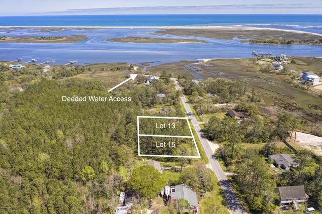 Lot 13 435 Seaview Road, Wilmington, NC 28409 (MLS #100212447) :: The Oceanaire Realty