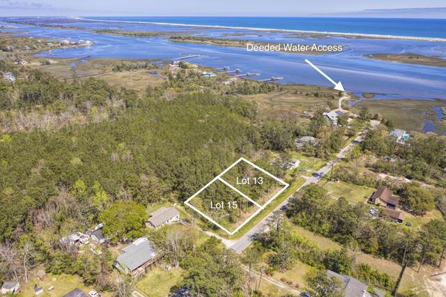 Lot 15 435 Seaview Road, Wilmington, NC 28409 (MLS #100212448) :: The Oceanaire Realty