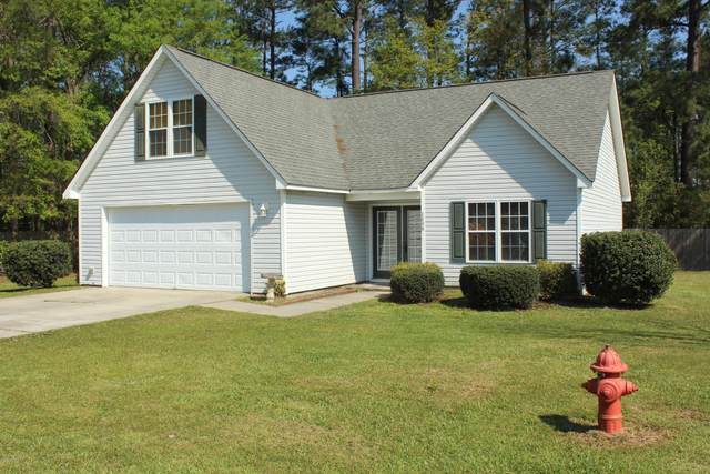 1806 Liz Lane NE, Leland, NC 28451 (MLS #100212451) :: Castro Real Estate Team