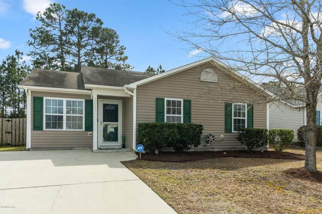1011 Ashland Way, Leland, NC 28451 (MLS #100212454) :: Castro Real Estate Team