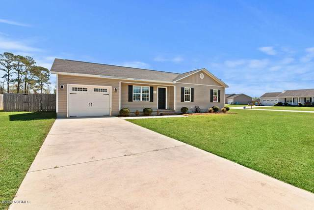 105 Eagle Ridge Drive, Beulaville, NC 28518 (MLS #100212455) :: Courtney Carter Homes