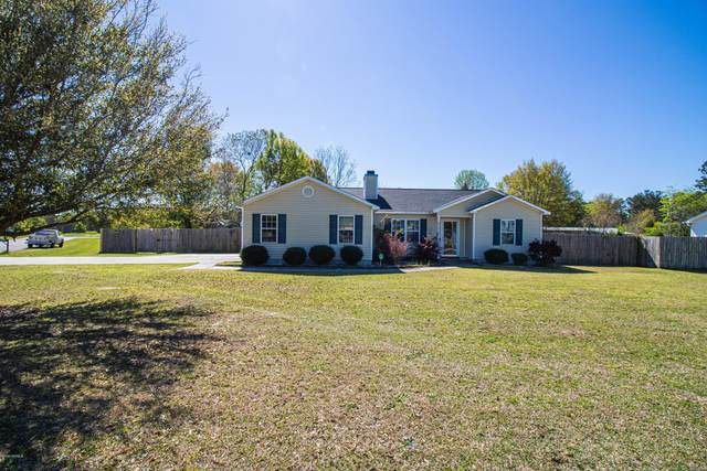 101 Burrell Lane, Richlands, NC 28574 (MLS #100212471) :: Berkshire Hathaway HomeServices Hometown, REALTORS®