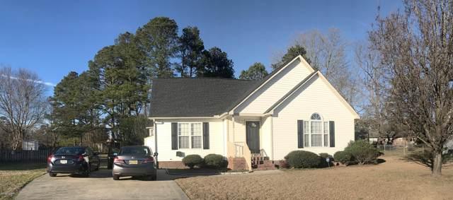 206 John Avenue, Greenville, NC 27858 (MLS #100212492) :: The Tingen Team- Berkshire Hathaway HomeServices Prime Properties