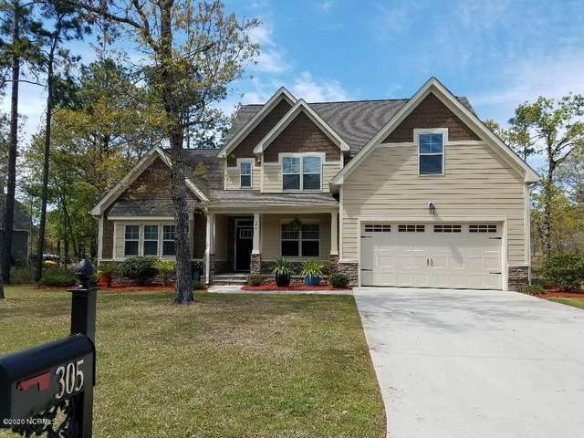 305 Leaward, Swansboro, NC 28584 (MLS #100212517) :: RE/MAX Elite Realty Group