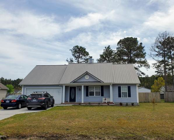120 Quail Creek Drive, Hubert, NC 28539 (MLS #100212541) :: Berkshire Hathaway HomeServices Hometown, REALTORS®