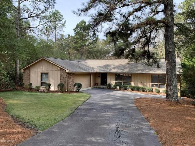 235 Merion Circle, Pinehurst, NC 28374 (MLS #100212578) :: Courtney Carter Homes