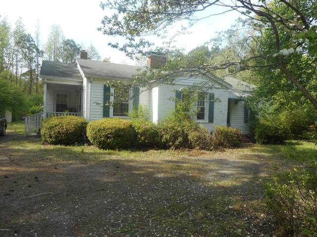 2556 Old Poole Road, Kinston, NC 28504 (MLS #100212588) :: CENTURY 21 Sweyer & Associates
