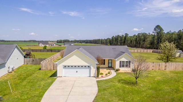 223 Cherry Blossom Drive, Richlands, NC 28574 (MLS #100212598) :: Berkshire Hathaway HomeServices Hometown, REALTORS®