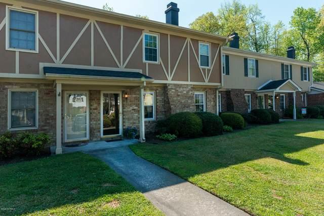 91 Barnes Street, Greenville, NC 27858 (MLS #100212614) :: Castro Real Estate Team