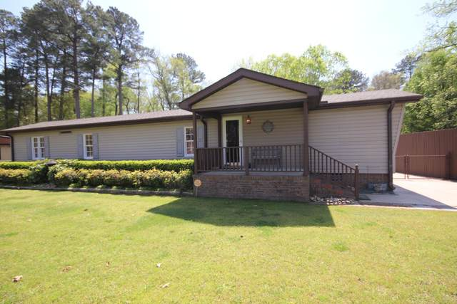 5030 Trappers Road NW, Wilson, NC 27896 (MLS #100212622) :: Castro Real Estate Team