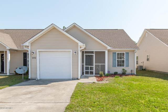 195 Pine Hollow Road, Holly Ridge, NC 28445 (MLS #100212744) :: The Keith Beatty Team