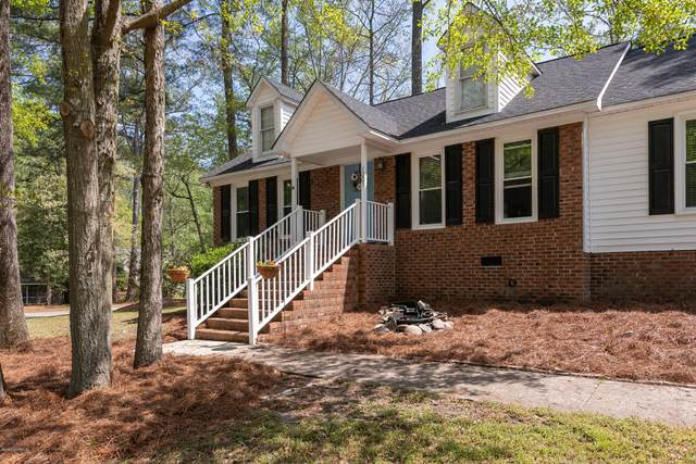 1001 River Hill Drive, Greenville, NC 27858 (MLS #100212755) :: CENTURY 21 Sweyer & Associates