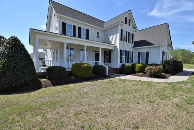 2553 Eastman Road, Greenville, NC 27858 (MLS #100212775) :: Thirty 4 North Properties Group
