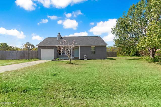 105 Meadow Trail, Jacksonville, NC 28546 (MLS #100212792) :: Berkshire Hathaway HomeServices Hometown, REALTORS®
