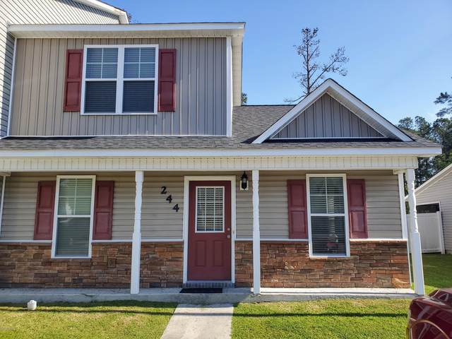 244 Caldwell Loop, Jacksonville, NC 28546 (MLS #100212816) :: The Cheek Team