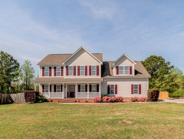 205 Rutherford Way, Jacksonville, NC 28540 (MLS #100212820) :: The Cheek Team