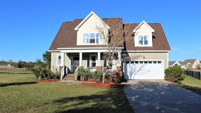 106 Raven Drive, Rocky Point, NC 28457 (MLS #100212829) :: RE/MAX Elite Realty Group