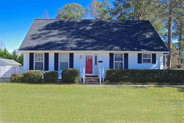 1310 Sioux Drive, Jacksonville, NC 28540 (MLS #100212846) :: The Cheek Team