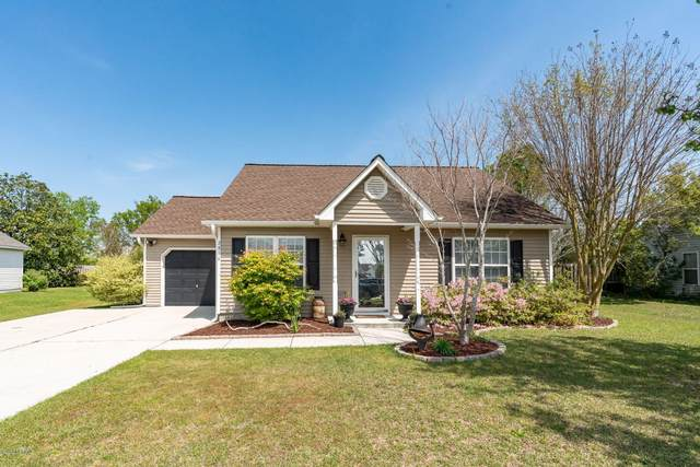 2816 Sapling Circle, Wilmington, NC 28411 (MLS #100212850) :: The Cheek Team