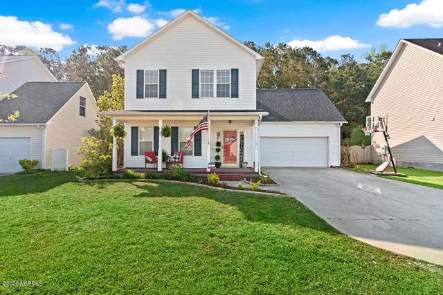 307 Providence Drive, Jacksonville, NC 28546 (MLS #100212865) :: The Cheek Team